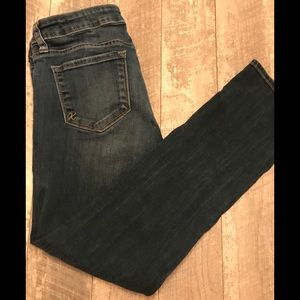 kut from the kloth Distressed Jeans Size 8